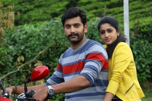 Arulnithi, Tanya in Brindavanam Movie Stills